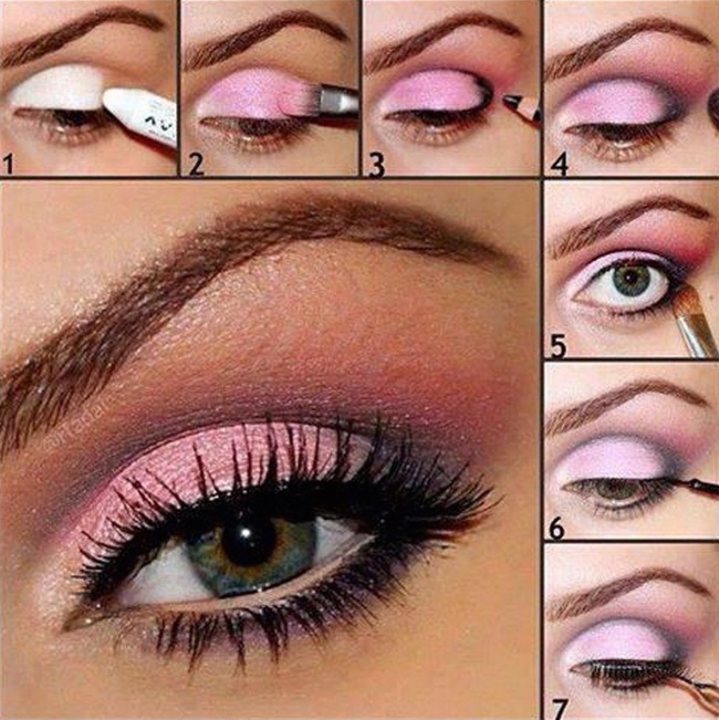 12 Ideas de maquillaje fiestas 11
