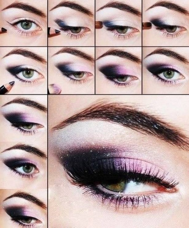 12 Ideas de maquillaje fiestas 13