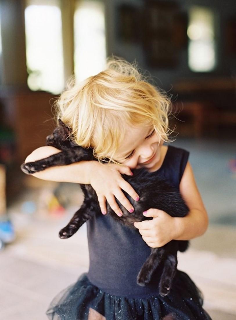 25 Razones por las que todos los Niños deberían tener una Mascota