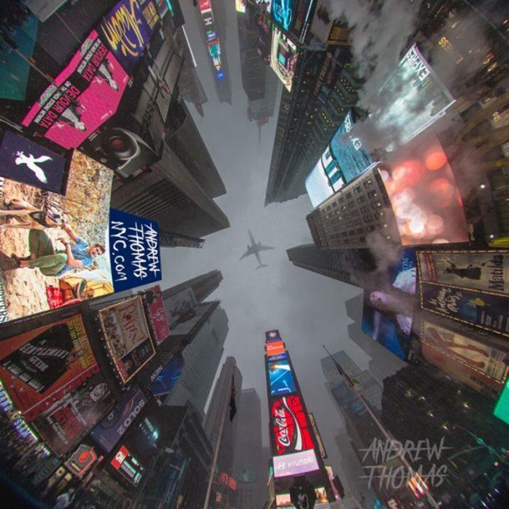 17 Divertidas Fotografías capturadas en el momento exacto que te Harán mirar dos Veces