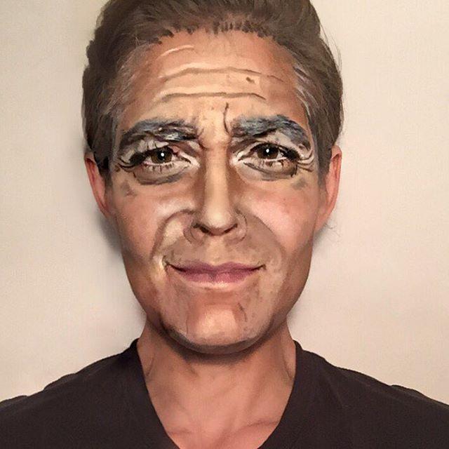 Esta artista es capaz de transformarse en cualquier Famoso con un poco de Maquillaje