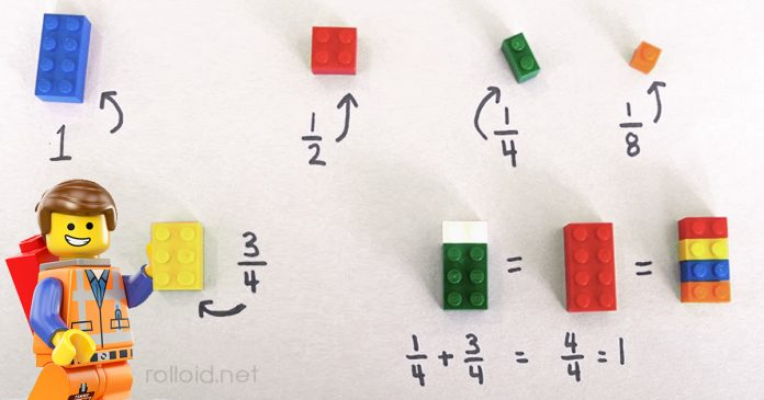 Bloques lego aprender matematicas banner2