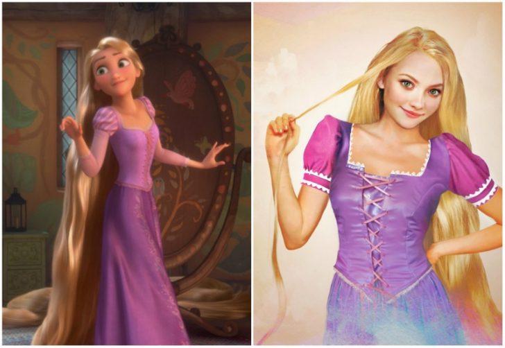 Como serian las princesas de Disney en la vida real 06