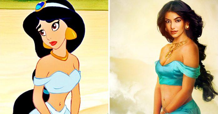 Como serian las princesas de Disney en la vida real banner