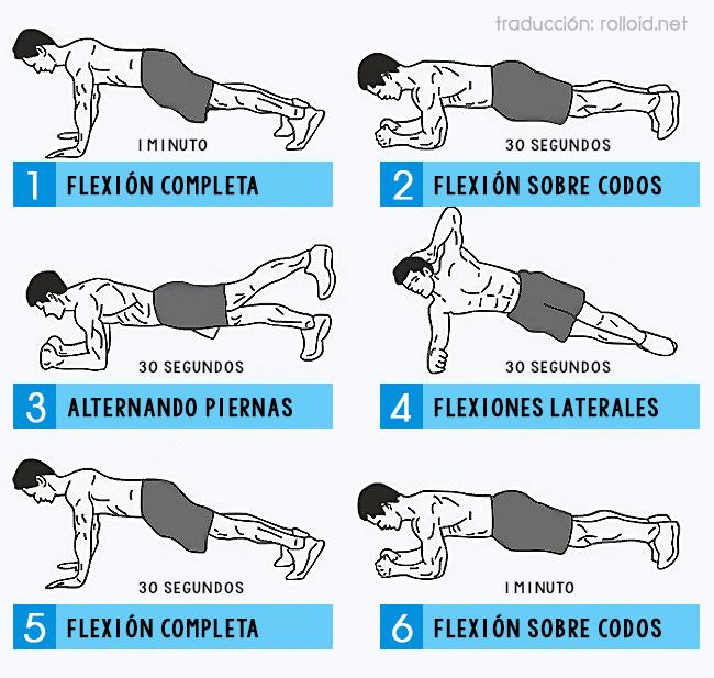 Los Mejores ejercicios físicos para tu Cuerpo