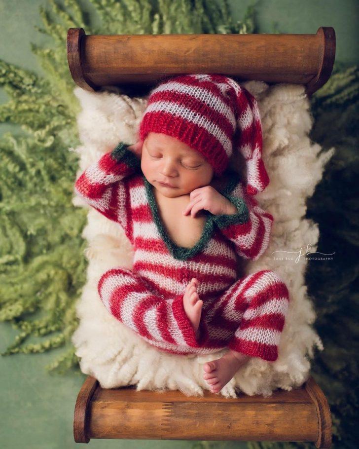 Primera navidad diminutos bebes recien nacidos 02