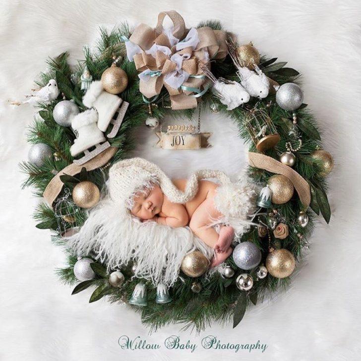 Primera navidad diminutos bebes recien nacidos 08