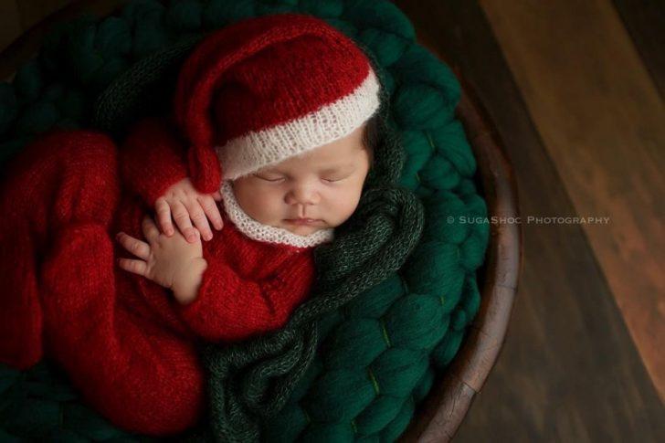 Primera navidad diminutos bebes recien nacidos 09