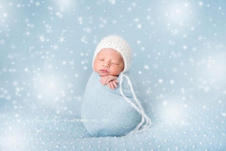 Primera navidad diminutos bebes recien nacidos 10
