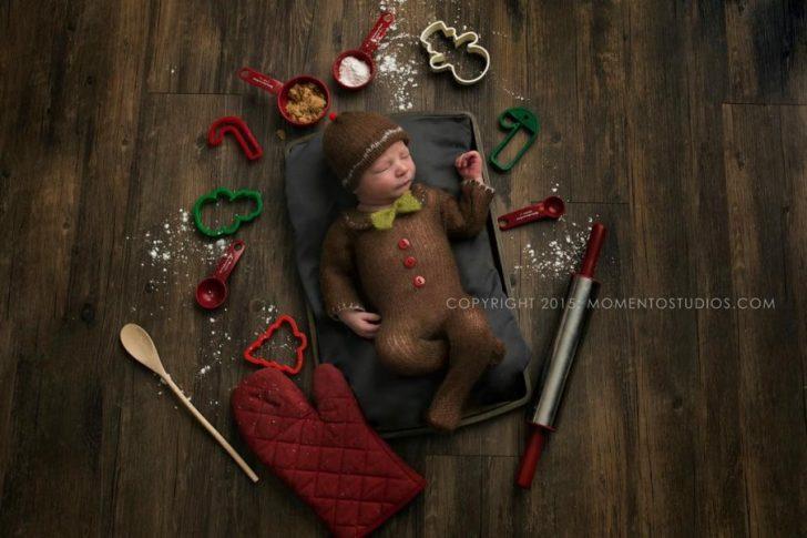 Primera navidad diminutos bebes recien nacidos 13