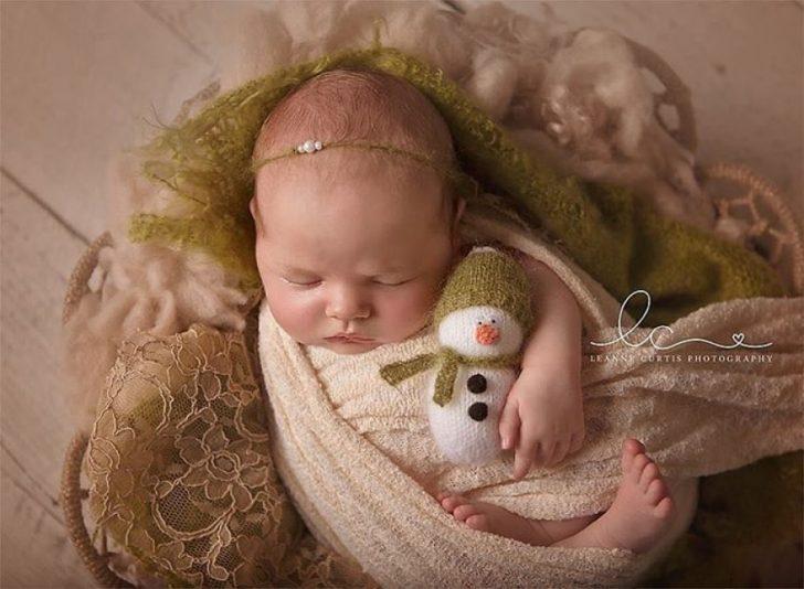 Primera navidad diminutos bebes recien nacidos 14
