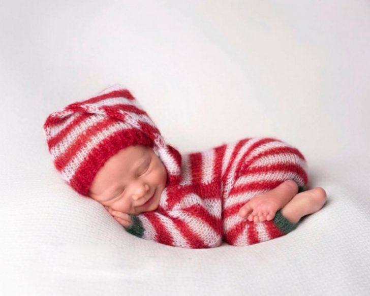 Primera navidad diminutos bebes recien nacidos 15