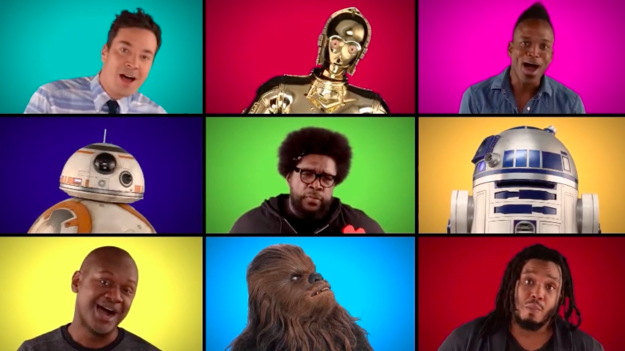 Star wars a capella 03