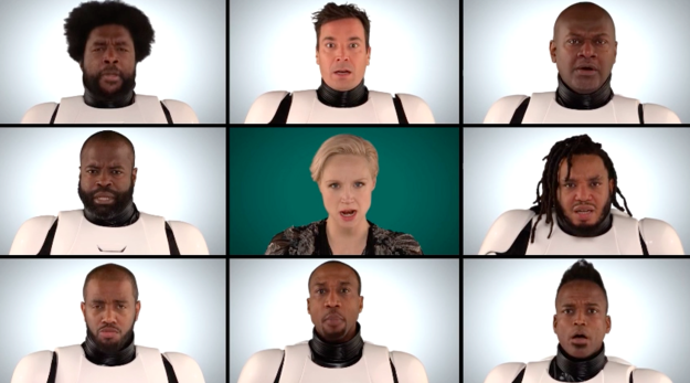 Star wars a capella 04