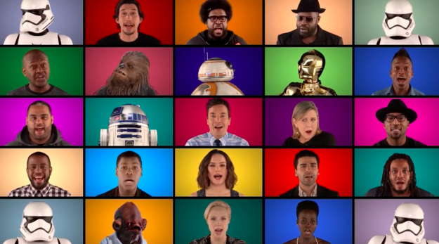 Star wars a capella 05