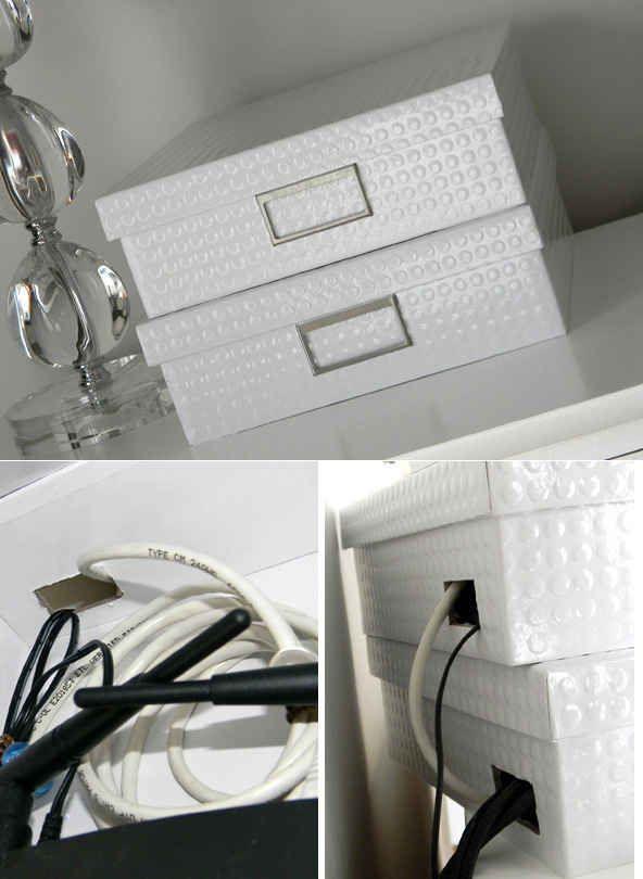 11 Fantásticos trucos para esconder esos horribles Cables que tienes por toda la casa