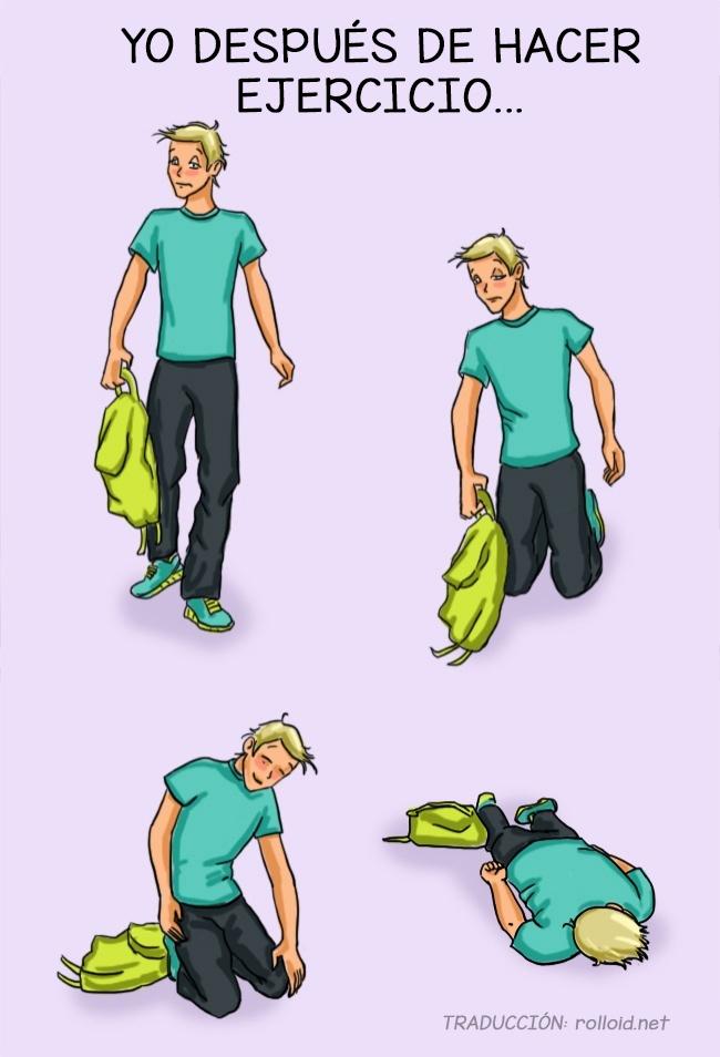 ilustraciones tu primer dia en el gimnasio 08