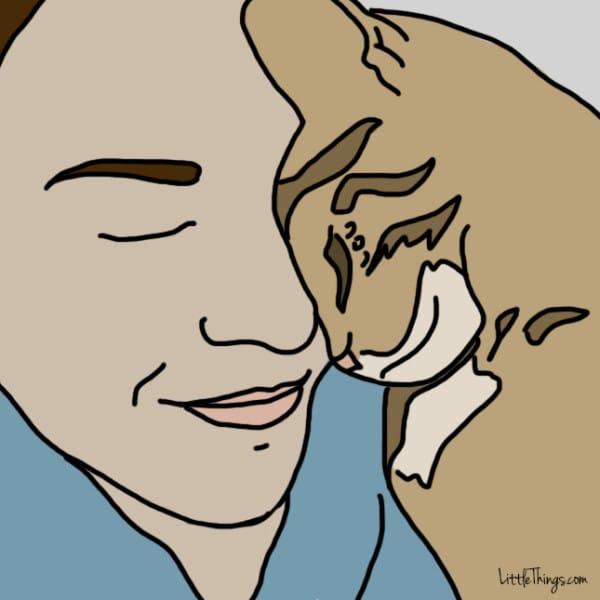 10 maneras que tienen los gatos de decirte te quiero 03