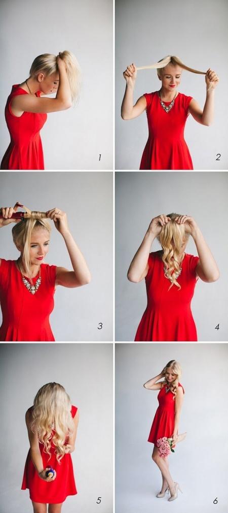 14 Peinados que puedes hacer en tres minutos 02