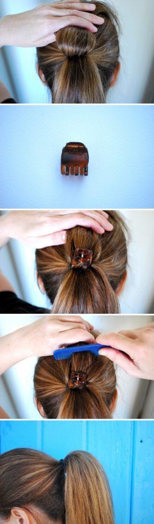 14 Peinados que puedes hacer en tres minutos 04