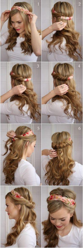14 Peinados que puedes hacer en tres minutos 05