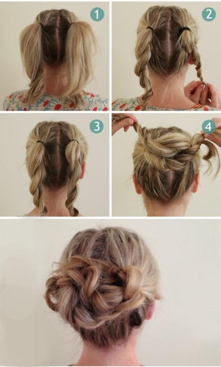 14 Peinados que puedes hacer en tres minutos 09