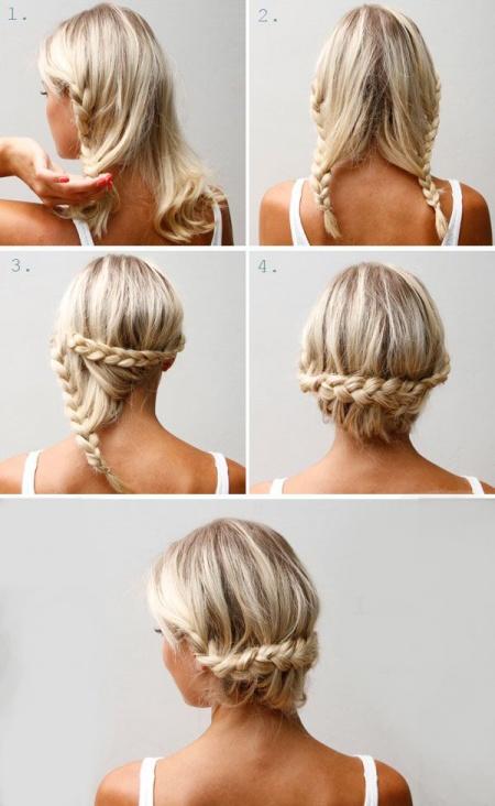 14 Peinados que puedes hacer en tres minutos 14