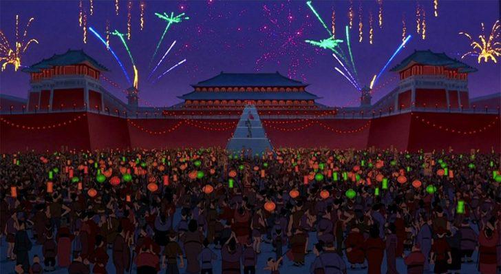18 Increíbles Lugares reales que inspiraron a las Películas de Disney