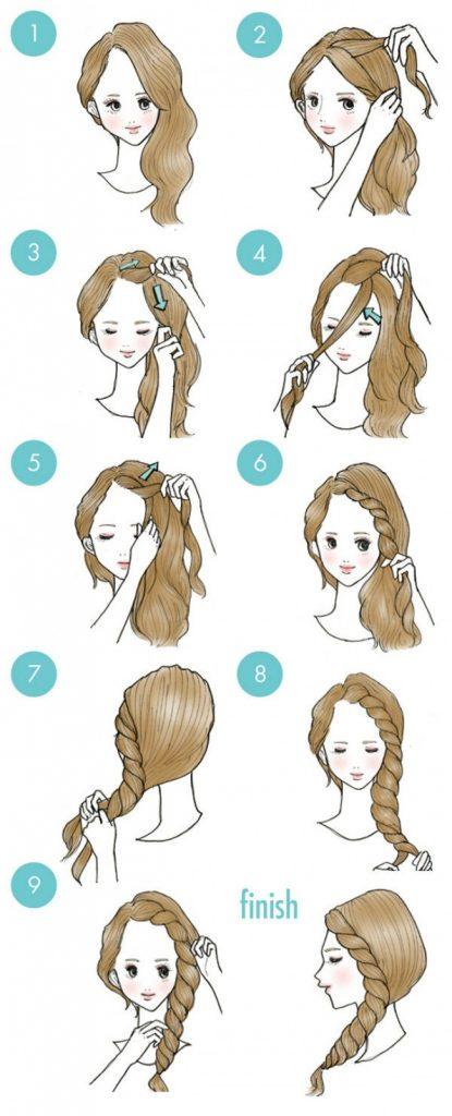 20 Increibles peinados que todos pueden hacer 02