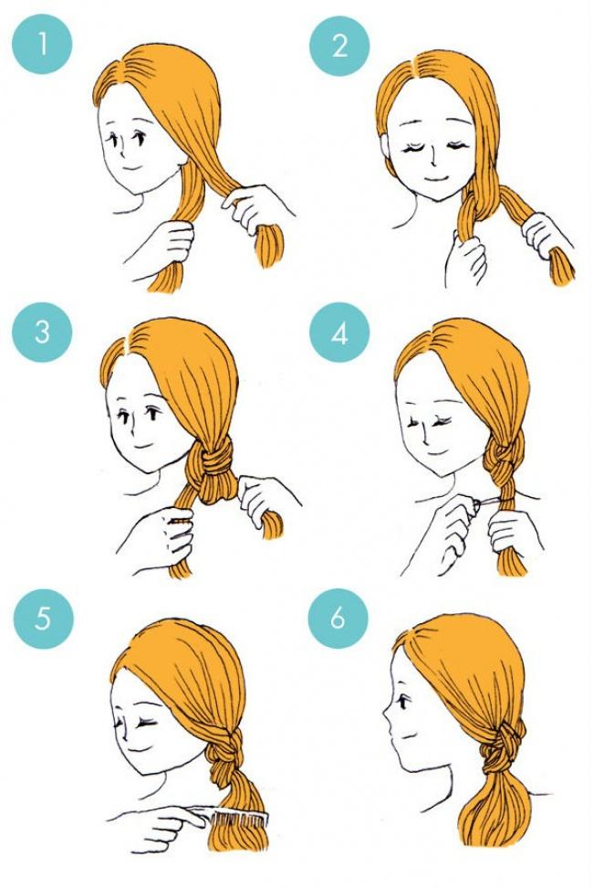 20 Increibles peinados que todos pueden hacer 03