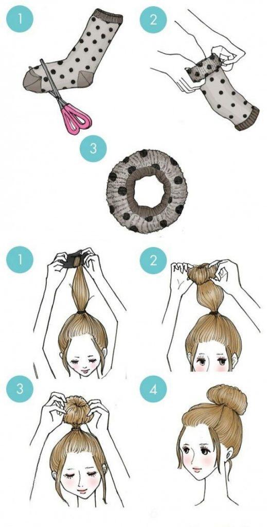 20 Increibles peinados que todos pueden hacer 05