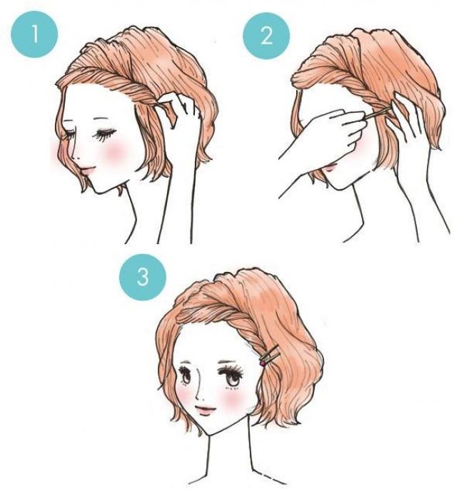 20 Increibles peinados que todos pueden hacer 07