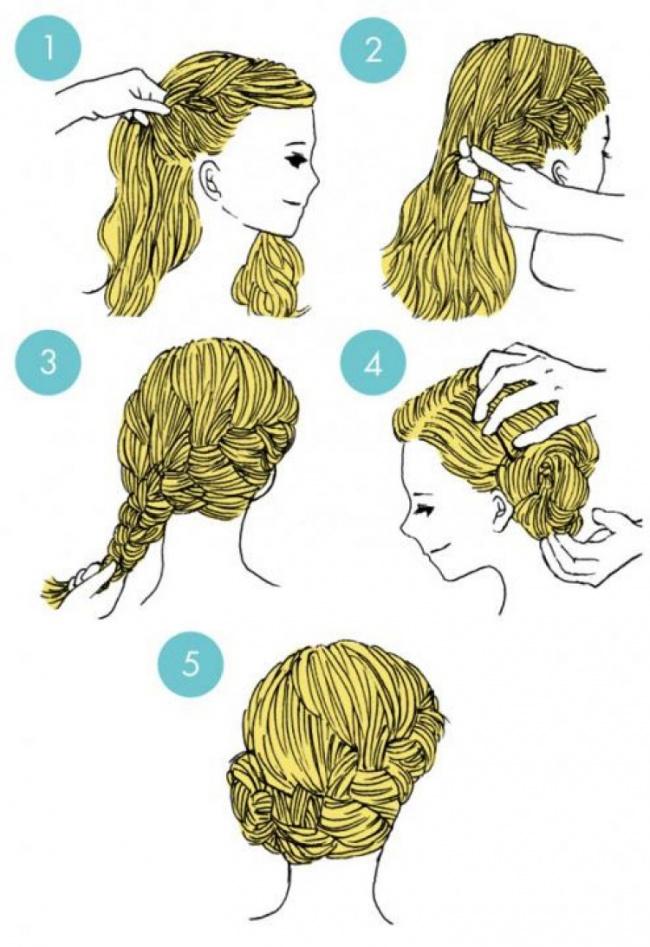20 Increibles peinados que todos pueden hacer 09