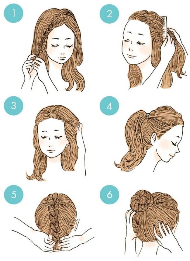 20 Increibles peinados que todos pueden hacer 11