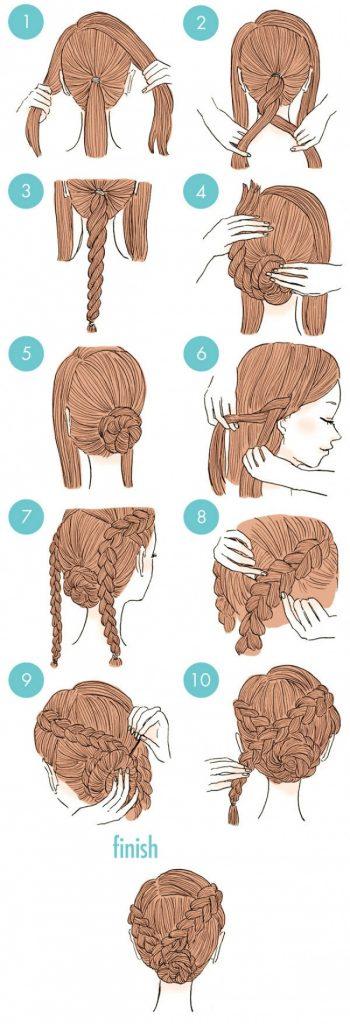 20 Increibles peinados que todos pueden hacer 13