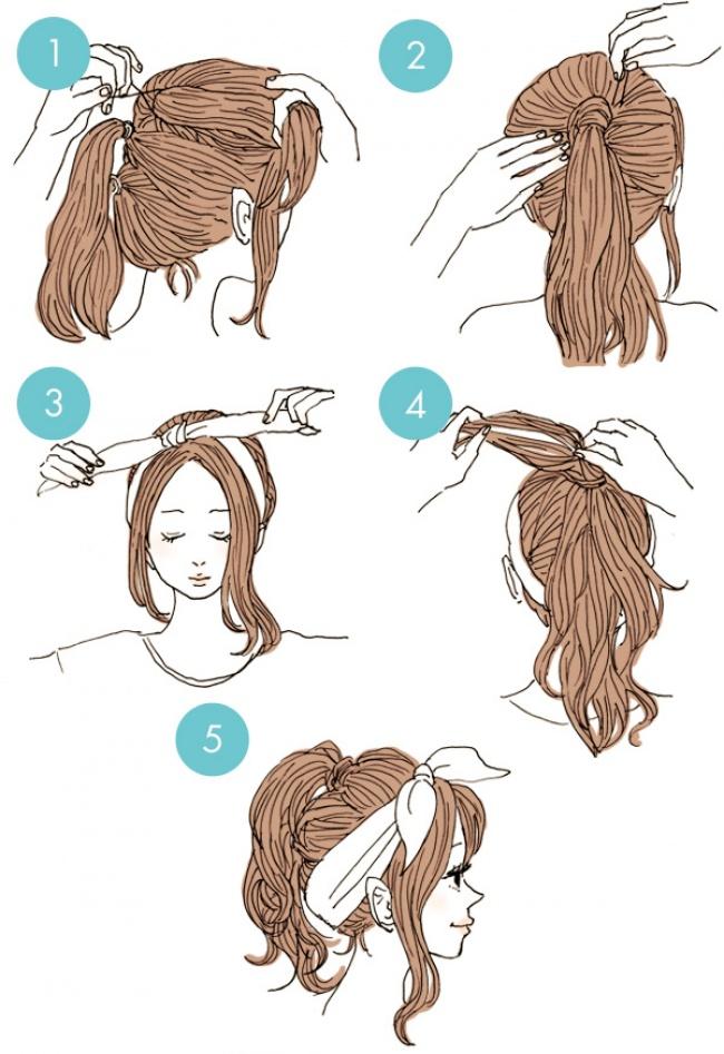 20 Increibles peinados que todos pueden hacer 15