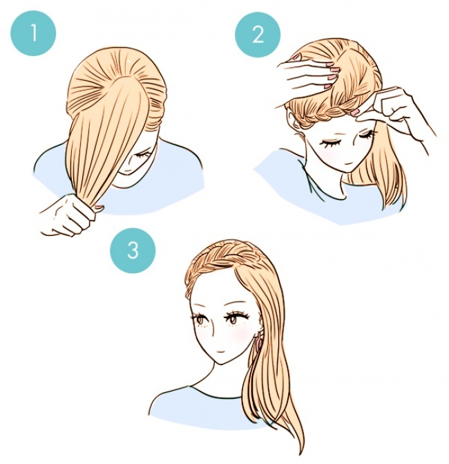 20 Increibles peinados que todos pueden hacer 19