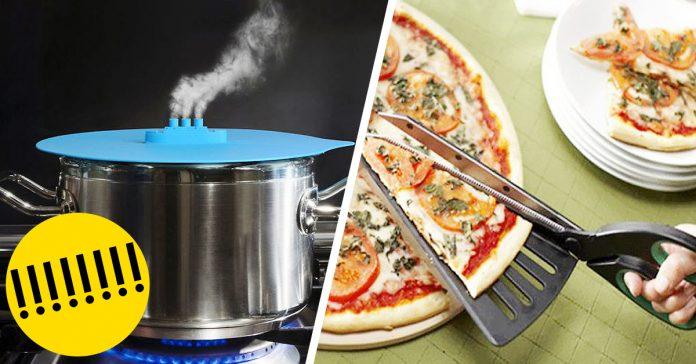 25 utensilios de cocina increibles banner