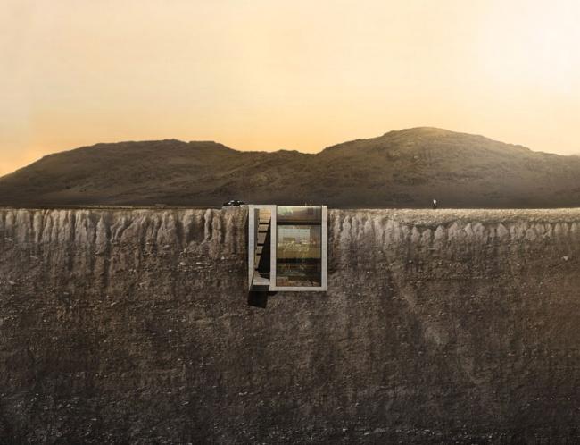 Las Increíbles vistas desde esta Casa te pondrán la Piel de Gallina