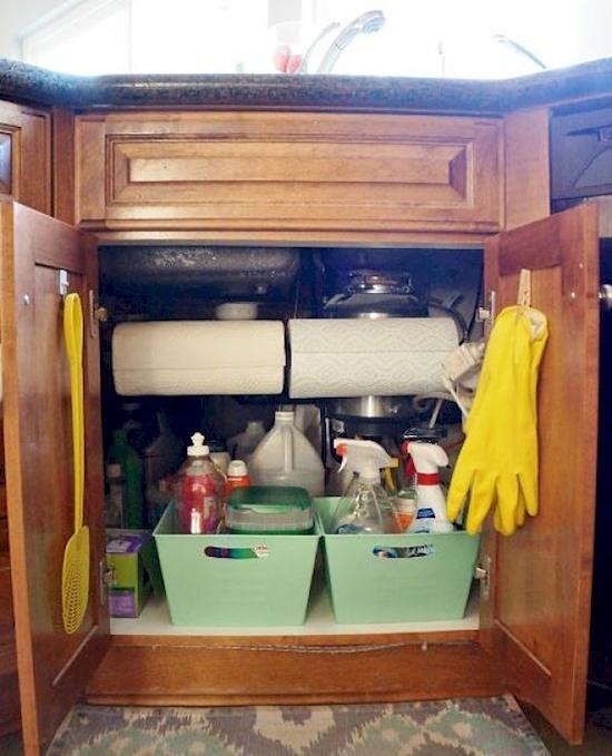 Ideas brillantes barras extensibles hogar 08