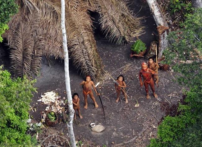 Los Habitantes de una Misteriosa Isla no han permitido la entrada a desconocidos durante miles de años