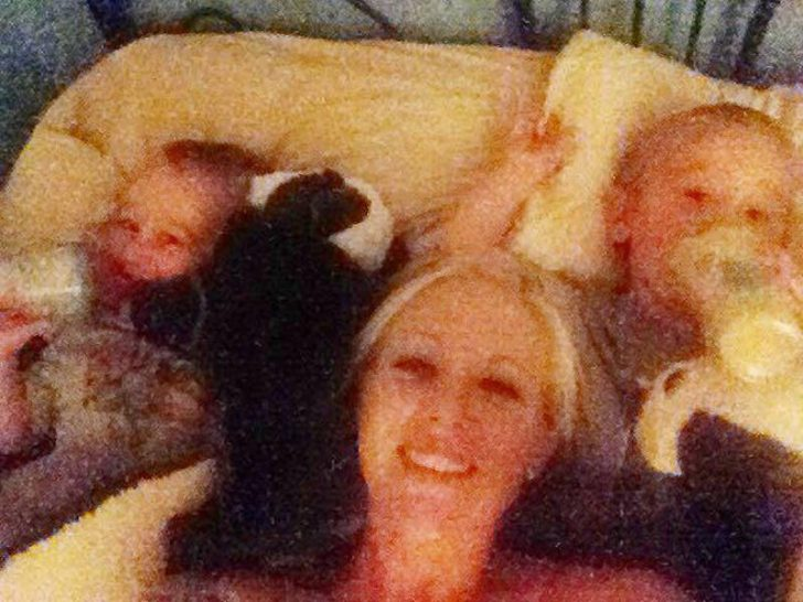 Brandie gemelos experimento viral 04