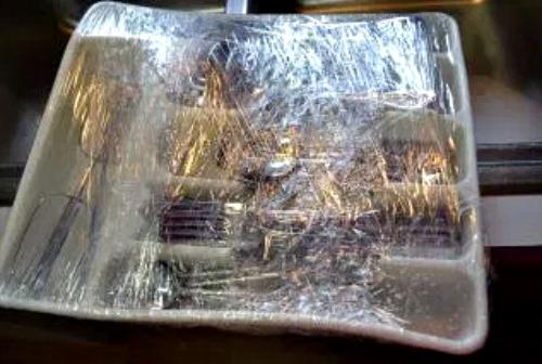 Ideas usos papel film transparente cocina 10