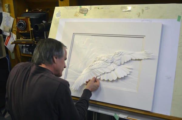 calvin nicholls arte esculturas papel 07