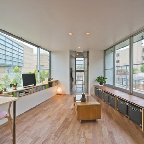 Una 'diminuta' vivienda se viraliza con las imágenes de su interior