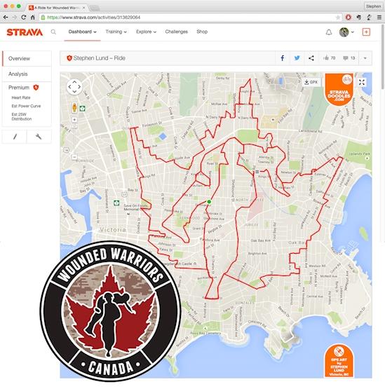 gps bicicleta mapa obras de arte 10