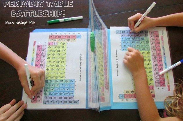 Esta Madre Inventa un BRILLANTE método para aprender Química divirtiéndote ¡Y Funciona!