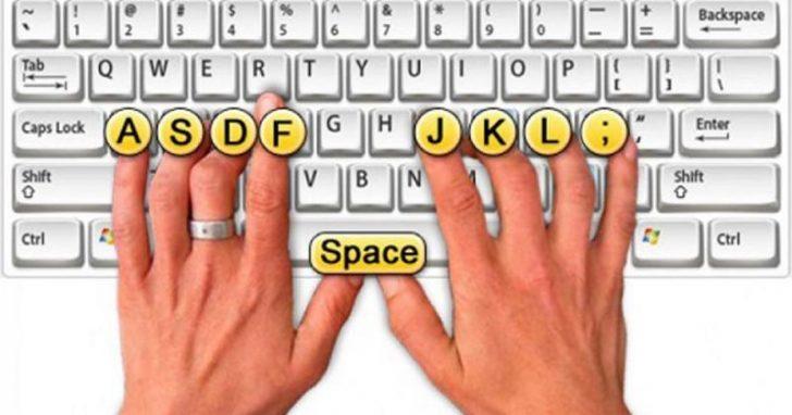 para que sirven bultos teclas f j teclado 07