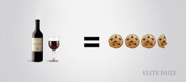 Bebiendo calorias Asi se compara el Alcohol a tus Comidas Favoritas 05