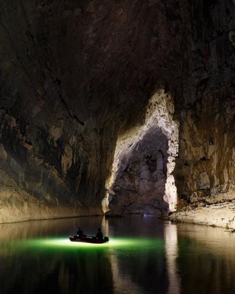 Echa un vistazo al Maravilloso mundo subterraneo que se esconde dentro de esta Impresionante cueva 05